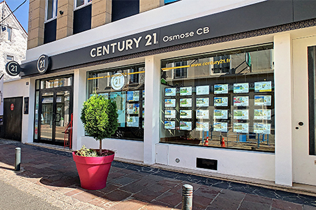 Agence immobilière Century21 Osmose, 27140 GISORS